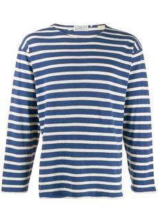 Levi's striped pattern jumper
