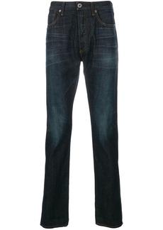 Levi's stud jeans