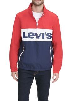 Levi's Taslan Retro Windbreaker Jacket