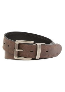 Levi's Textured Roller Leather Belt