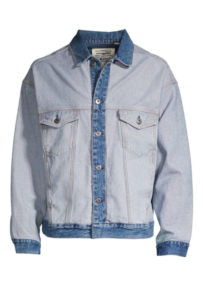 Levi's The New West About Face Denim Trucker Jacket