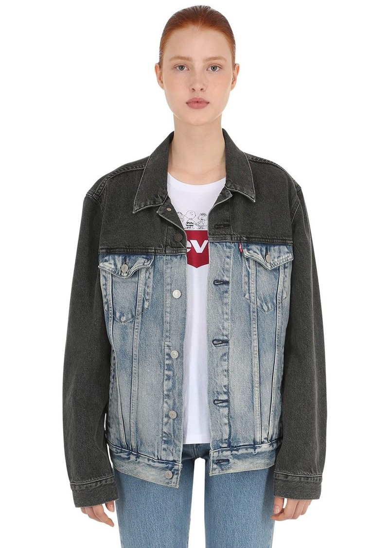 The Truncker Cotton Denim Jacket