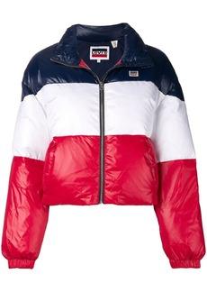 Levi's tri-stripe puffer jacket