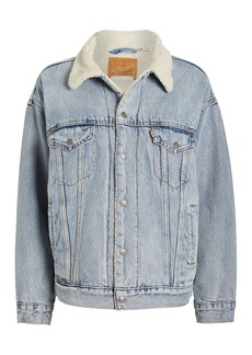 Levi's Trucker Sherpa Denim Jacket