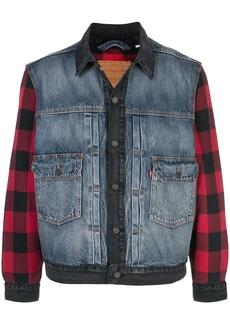 Levi's Type ll Hybrid trucker jacket
