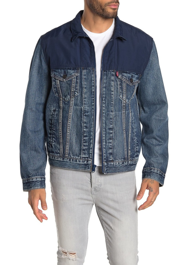 Levi's Unbasic Trucker T3 Jacket