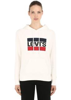 Levi's Vintage Logo Printed Sweatshirt Hoodie