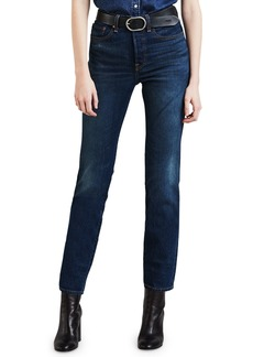 Levi's Wedgie Icon Fit High-Rise Skinny Jeans