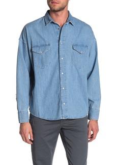 Levi's Western Long Sleeve Regular Fit Shirt