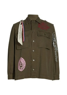 Libertine French Military Jacket