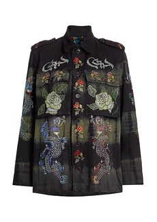 Libertine Magical Ming Embellished Jacket