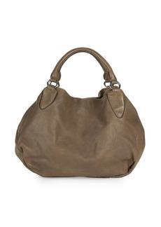 Liebeskind Classic Leather Hobo Bag