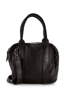 Liebeskind Classic Leather Satchel