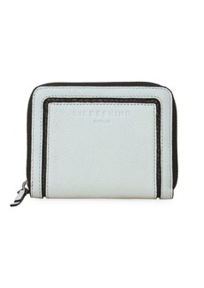 Liebeskind Conny Trifold Leather Wallet
