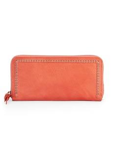 Liebeskind Embellished Leather Wallet