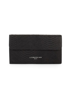 Liebeskind Embossed Leather Wallet
