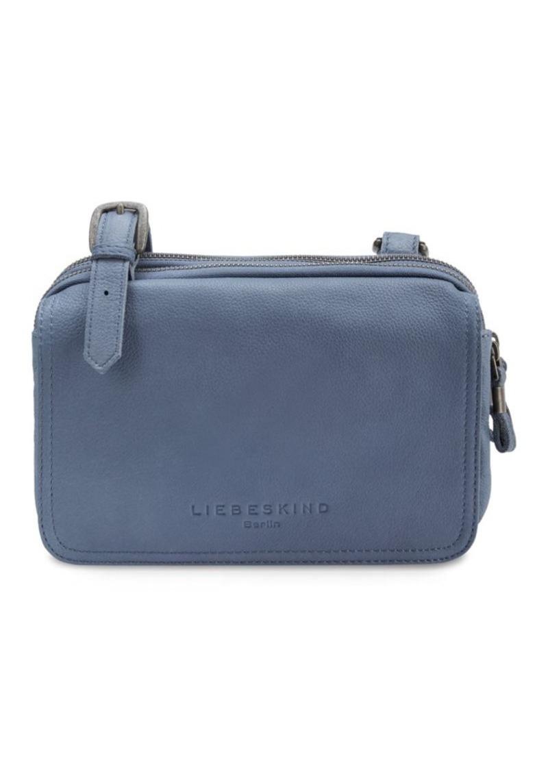 liebeskind liebeskind berlin maike leather crossbody bag handbags shop it to me. Black Bedroom Furniture Sets. Home Design Ideas