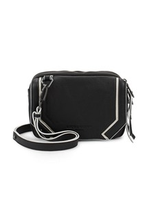 Liebeskind Piping Leather Crossbody Bag