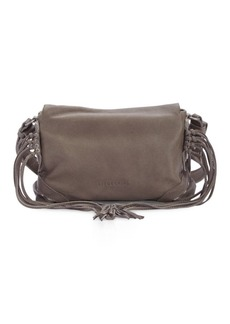 Liebeskind Sapporo F7 Leather Fringe Crossbody Bag