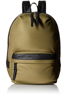 Liebeskind Berlin Unisex Joyce Nylon and Leather Backpack