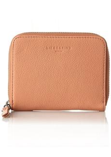 Liebeskind Berlin Women's Connyf8 Core2 Leather Zip Around Wallet