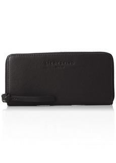 Liebeskind Berlin Women's Gigif8 Leather Zip Around Wallet