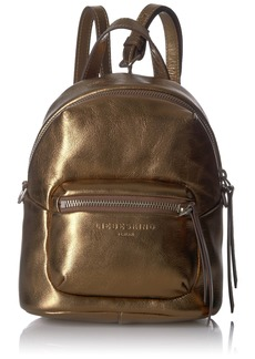 Liebeskind Berlin Women's Jessi Metallic Leather Mini Backpack