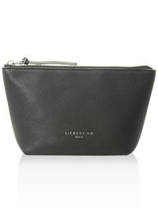 Liebeskind Berlin Women's Mainef8 Leather Cosmetic Case