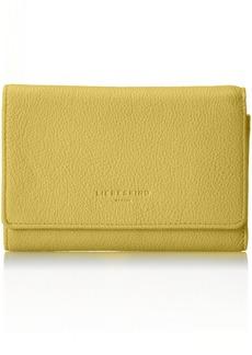 Liebeskind Berlin Women's Piperf8 Leather Flap Wallet