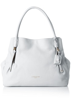 Liebeskind Berlin Women's Sierra Oversized Leather Satchel white