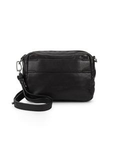 Liebeskind Zip Leather Mini Crossbody Bag