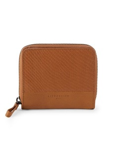 Liebeskind Leather Zipped Textured Wallet