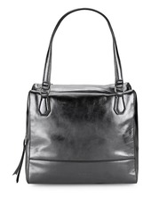 Liebeskind Metallic Leather Tote