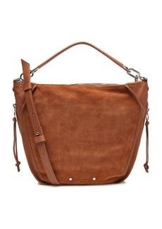 Liebeskind Suede Crossbody Bag