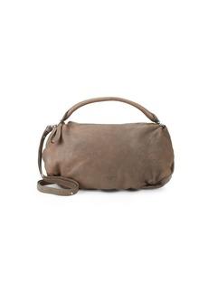 Liebeskind Top Zip Leather Shoulder Bag