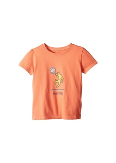 Life is good Beach Day Crusher Tee (Toddler)