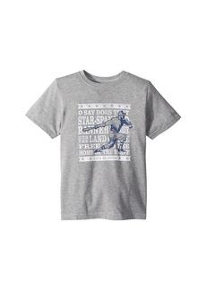 Life is good Brave Baseball Crusher T-Shirt (Little Kids/Big Kids)