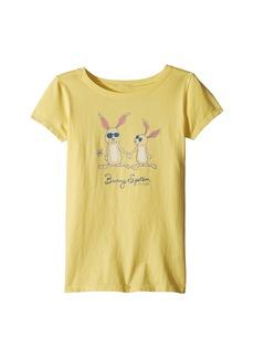 Life is good Bunny System Crusher Tee (Little Kids/Big Kids)