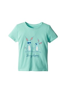 Life is good Bunny System Crusher Tee (Toddler)