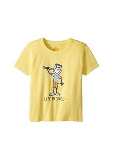 Life is good Crayon Jake Crusher (Toddler)