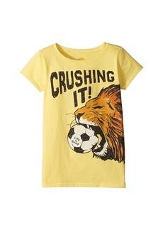 Life is good Crushing It Soccer Crusher Tee (Little Kids/Big Kids)