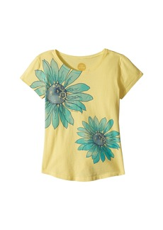 Life is good Delightful Daisy Smiling Smooth Tee (Little Kids/Big Kids)