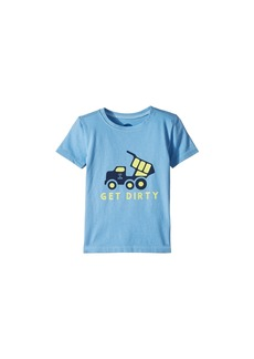 Life is good Get Dirty Crusher Tee (Toddler)