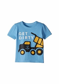 Life is good Get Dirty Crusher™ Tee (Toddler)