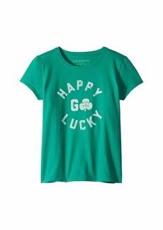 Life is good Happy Go Lucky Crusher™ Tee (Little Kids/Big Kids)