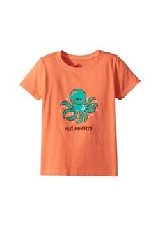 Life is good Hug Monster Crusher Tee (Toddler)