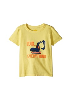 Life is good I Dig Everything Crusher Tee (Toddler)