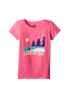 Life is good Lake My Day Tee (Little Kids/Big Kids)