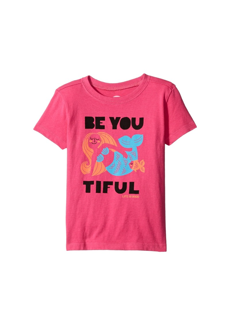 Life is good Kids Be You Mermaid Crusher™ Tee (Toddler)