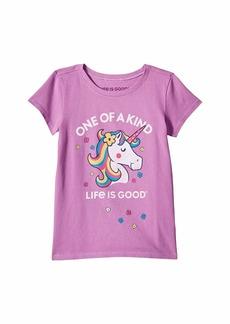 Life is good One of a Kind Unicorn Crusher™ Tee (Little Kids/Big Kids)
